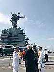 Commissioning Ceremony of the USS Gerald R. Ford (35293577264).jpg