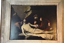 Jusepe de Ribera: Deposition of Christ