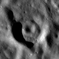 Concentric crater near J. Herschel F.png