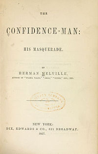 The Confidence-Man cover