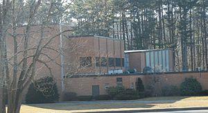 Congregation Beth Israel (Worcester, Massachusetts) - Synagogue building