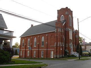 Conneautville, Pennsylvania Borough in Pennsylvania, United States