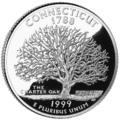 Connecticut quarter, reverse side, 1999.png