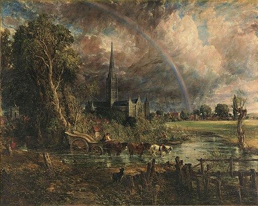 Constable Salisbury meadows