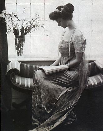 Consuelo Vanderbilt - Consuelo about 1910.