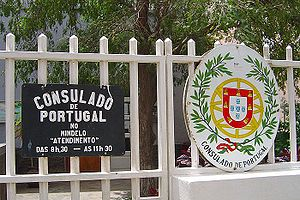 Consul (representative) - Consulate of Portugal in Mindelo, Cape Verde