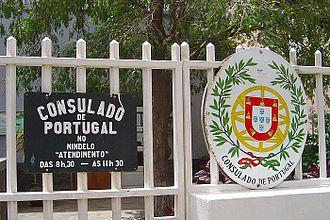 Consul (representative) - Consulate of Portugal in Mindelo, Cape Verde