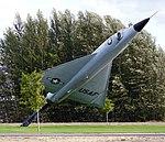 Convair F-102A Delta Dagger, Fairchild AFB, Washington.jpg