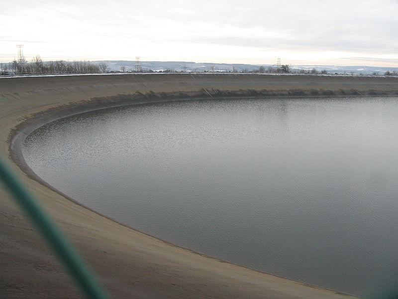 Coo II upper reservoir (Belgium)