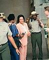 Coretta King Discussing logistics 1993 march on Washington (48592036737).jpg