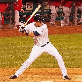 Corey Hart (baseball) - Hart with the Seattle Mariners