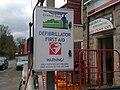 Cormac Trust Defibrillator - geograph.org.uk - 1247110.jpg