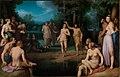 Cornelis van Haarlem - Baptism of Christ kunstobjekt 00030.jpg