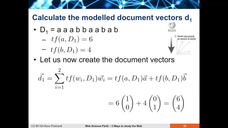 File:Cosine-Similarity-For-Vectorspaces webm - Wikiversity
