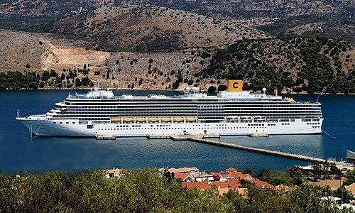 Costa Luminosa Wikipedia - Queen elizabeth cruise ship wikipedia