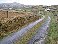 County Donegal, Ireland.The road to Slieve League, the tallest sea cliffs in Europe. December 2007 - panoramio.jpg