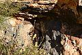 Cova enreixada al costat del riu, Gata de Gorgos.JPG