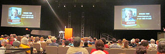 Bill Nye–Ken Ham debate - Legacy Hall, the site of the debate