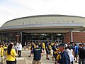 Crisler Center, University of Michigan, Ann Arbor, Michigan (21556728458).jpg