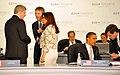 Cristina, Stephen Harper y Obama.jpg