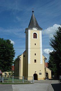 Gornji Mihaljevec Municipality in Međimurje, Croatia