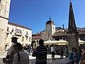 Crkva sv.Sebastijana i toranj gradskog sata Z-1408.jpg