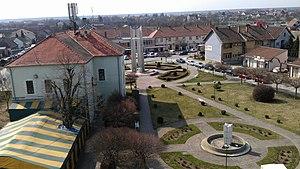 Otok, Vukovar-Srijem County - Otok town center