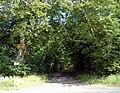 Crofthead of Auchmannoch roadend - geograph.org.uk - 225117.jpg