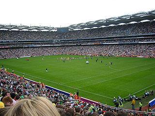 2019 All-Ireland Senior Football Championship Final Football match