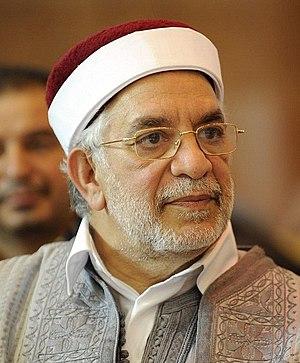 Abdelfattah Mourou - Image: Cropped Mourou