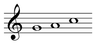 Cross motif
