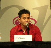 Cung Le at WonderCon 2009.JPG