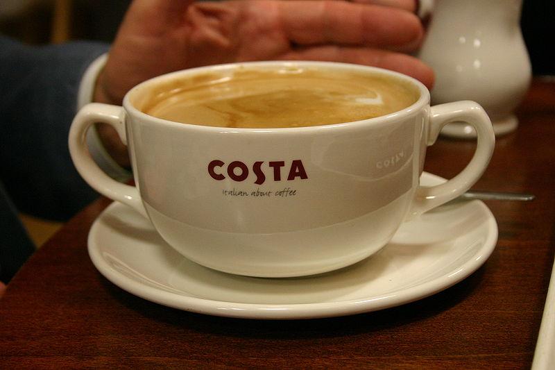 Британская сеть кофеен Costa Coffee появится в Швейцарии в 2020 году