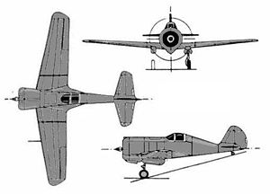 Curtiss-Wright CW-21 - Curtiss-Wright CW-21
