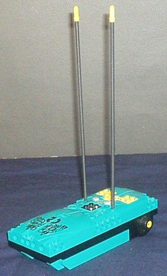 Lego Mindstorms - Lego Cybermaster