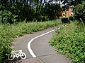 Cycleway, Heathcote, Warwick-Leamington - geograph.org.uk - 1415030.jpg