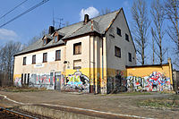 Częstochowa Gnaszyn - train station 01.jpg
