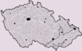 Czech Republic geomorphological division map blank.png