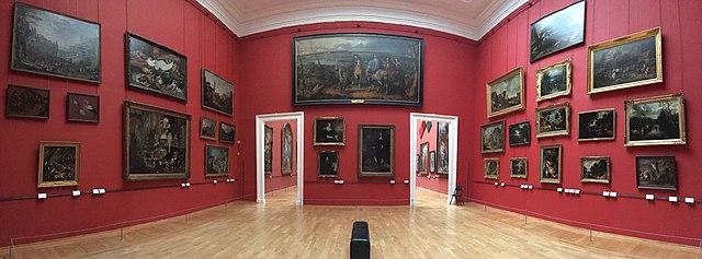 File d pt des peintures cabinet flamand palais des - Cabinet d ophtalmologie des flandres lille ...
