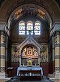 Döbling Karmeliterkloster Kirche Seitenaltar 3.jpg