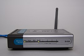 Wireless router - Wikipedia