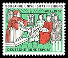DBP 256 Uni Freiburg 10 Pf 1957.jpg