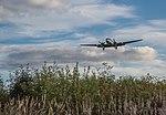 DC-3 OH-LCH approaching EFHF RWY 36 20160918 4Y1A1060.jpg