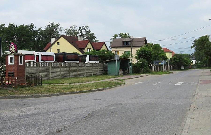 Domaniew, Masovian Voivodeship