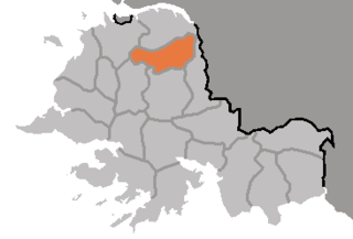 Anak County County in South Hwanghae Province, North Korea