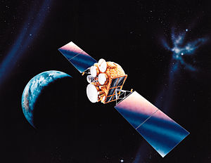 Defense Satellite Communications System - DSCS III satellite