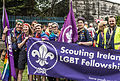 DUBLIN 2015 GAY PRIDE FESTIVAL (BEFORE THE ACTUAL PARADE) REF-106249 (19216622656).jpg