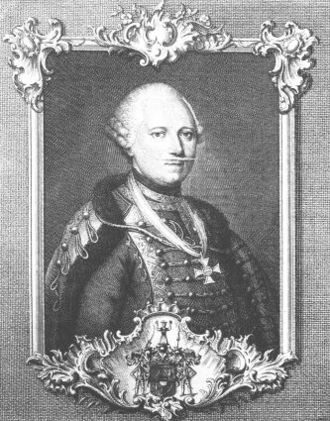 Battle of Rovereto - Dagobert von Würmser
