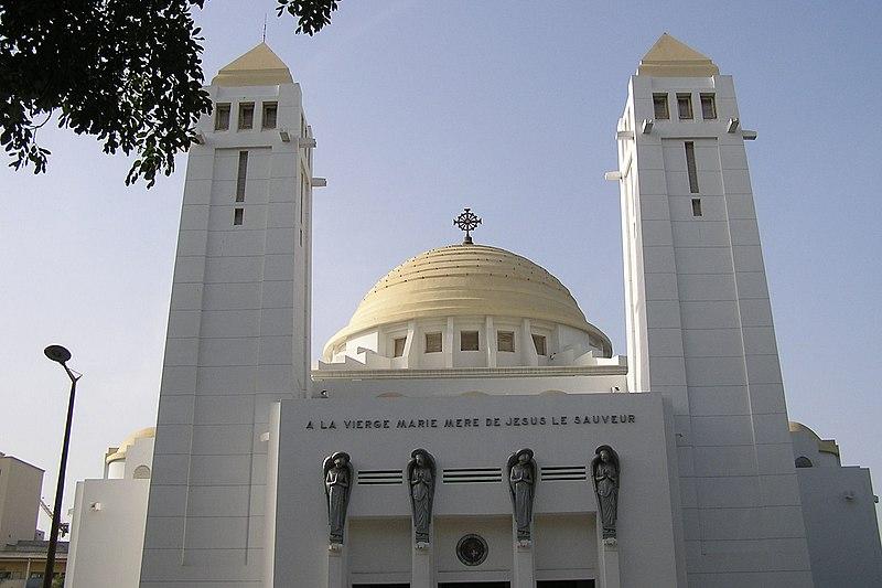 File:Dakar cathedrale.jpg