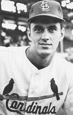 Dal Maxvill - St. Louis Cardinals - 1965